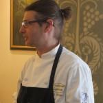 Jörg Trafoier al Kuppelrain essenza gourmet, now