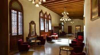 Hotel Gabrielli-halle
