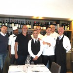 Giorgio Bernasconi, nel suo ristorante qualità e gusto italiano