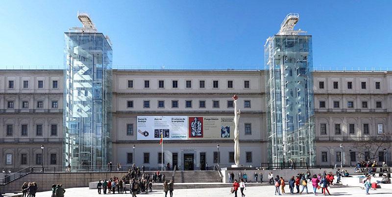 Il Reina Sofia accordo con Torino