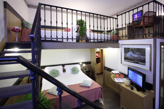 Hotel sanpi eleganza senza tempo bluarte for Hotel sanpi milano