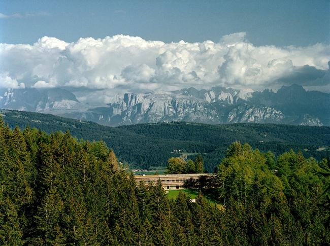 Vigilius mountain resort millumino dimmenso