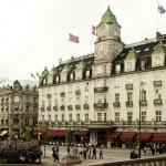 Il Grand Hotel Oslo, tradizione e fascino da 140 anni