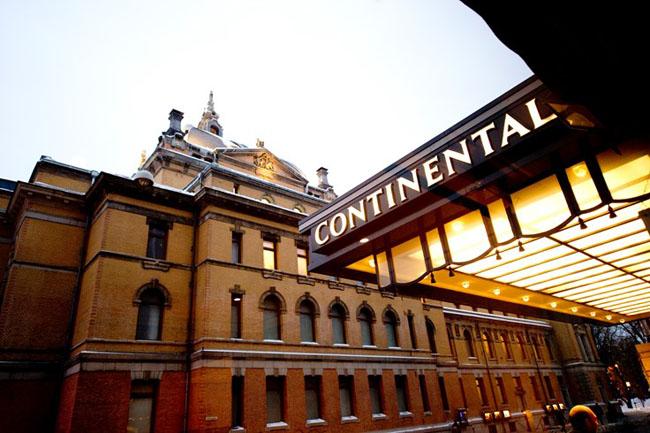 Hotel-Continental-Oslo-esterno