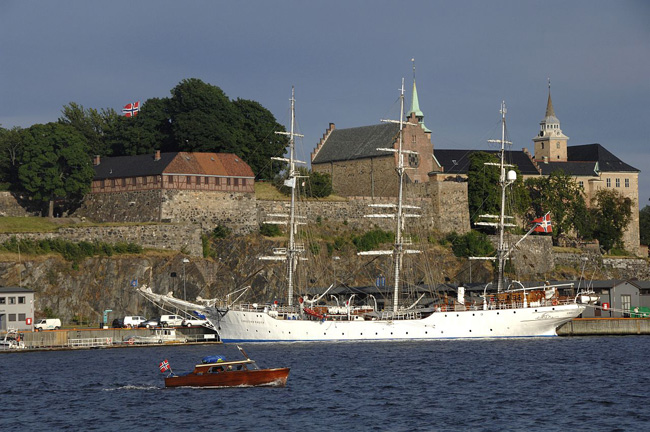 Oslo-Fortezza-di-Akershus