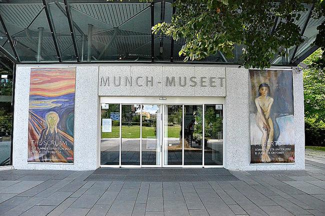Oslo-Museo-Munch