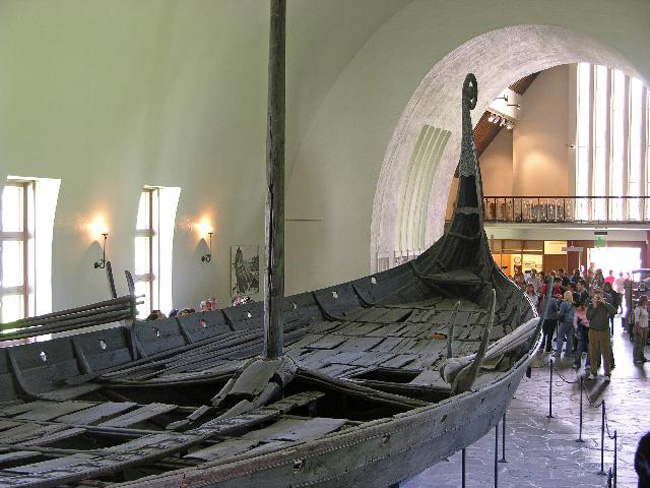 Oslo-Museo-Navi-Vichinghe