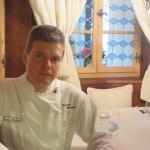Reimund Brunner l'intelligenza che firma il gourmet da Anna Stuben