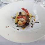 Una costellazione di sapori per lo Chef stellato Luis Haller