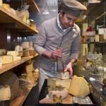 Il formaggio veste Degust, Affineur