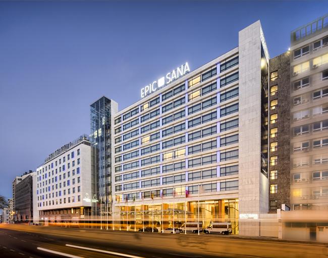Epic-Sana-Lisboa-Hotel-Esterno