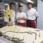 Haller – Dietrich, the chefs. Castel Fragsburg the event