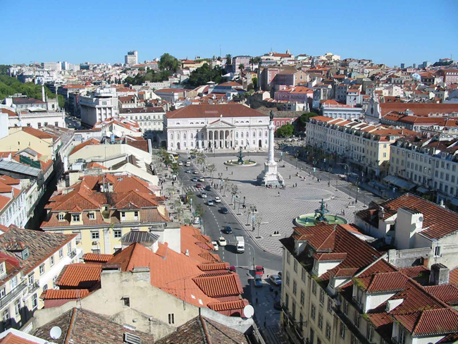 Lisbona-Rossio