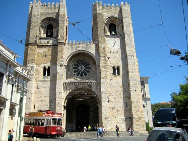 Lisbona-cattedrale