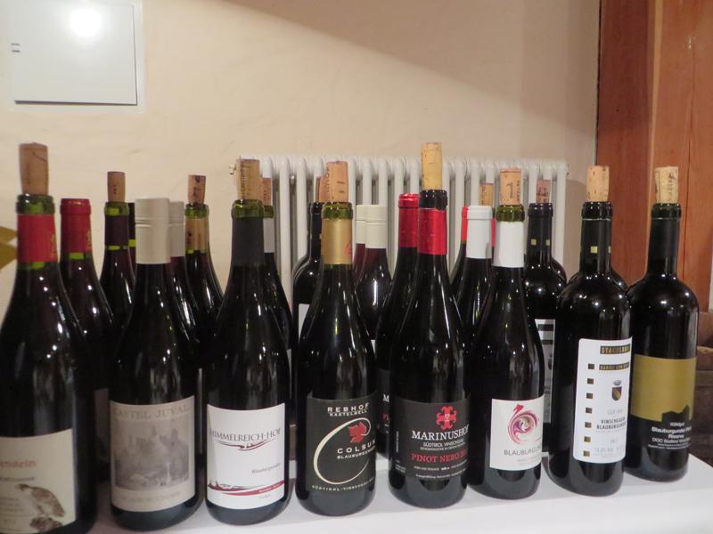 Val-Venosta- Pinot-Nero-byLuongo