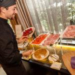Italian Breakfast. Only Baglioni Hotels