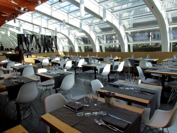 Maio restaurant gusto con vista duomo bluarte for Ristorante la vista