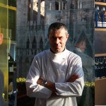 On the stage. Maio, Seveso, Bolzoni, the Maio Restaurant