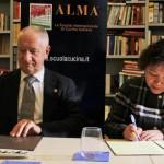 ALMA e la scuola Hung Kuang, is Wine Program