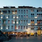Hotel Londra Palace. Confort con vista