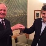 Mastroberardino new president Grandi Marchi