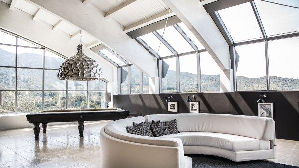 Argentario resort design for Piani di aggiunta suite suocera