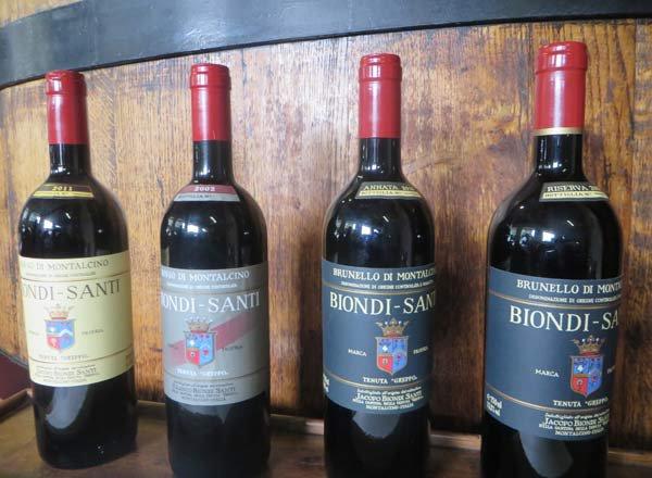 Biondi-Santi-vini