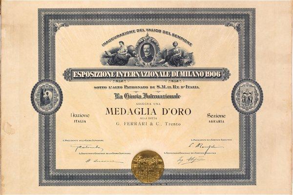 Ferrari_Medaglia_Oro_Expo_1906