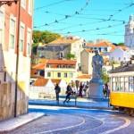Lisbona. Emotions spring