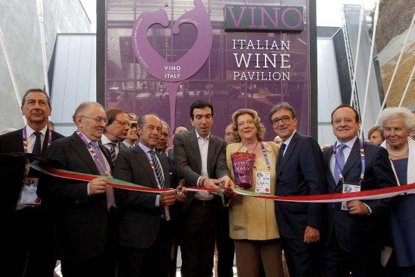 Vino_Expo2015_FotoEnnevi_Veronafiere_inaugurazione