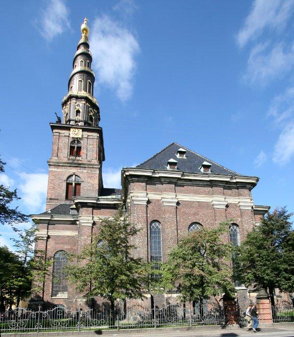 Copenhagen-Vor-Frelsers-Kirke