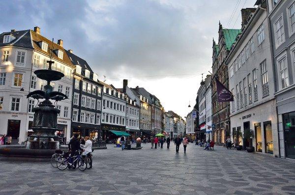 Copenhagen-centrum