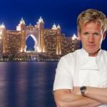 Gordon Ramsay. Icon for the iconic Atlantis. A Dubai