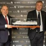 MSC Crociere ed Etihad Airways sogni senza limiti