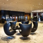 Radisson Blu Royal Hotel. Just Jacobsen design