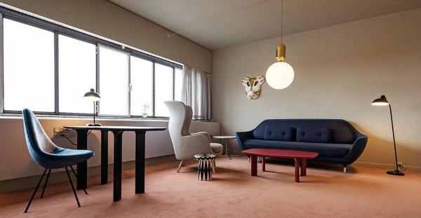 Room 506 - Hotel Royal Radisson Blue in Copenhagen