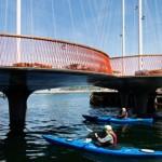 Copenaghen festeggia il suo nuovo ponte