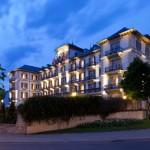 Grand Hotel Du Lac tra charme e riflessi di lago