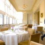 Restaurant Les Trois Couronnes, elite cuisine