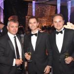 Bubbles Ferrari for Emmy Awards Los Angeles