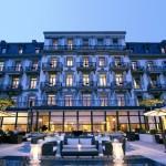 Hotel Les Trois Couronnes. Romantic Palace