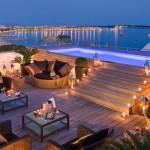 Le Majestic Cannes. Un Inverno vista mare