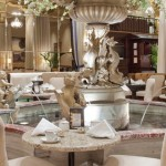 Afternoon Tea al Palm Court. Tradition chic and glam