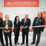 Vinitaly Russia, just the wine