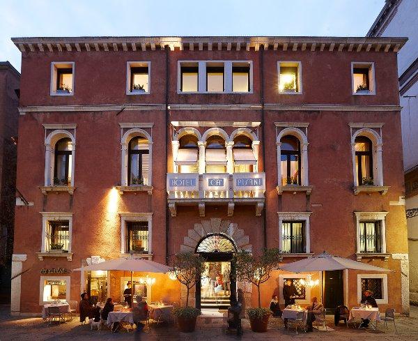 Ca-Pisani-Hotel-facciata-Venezia