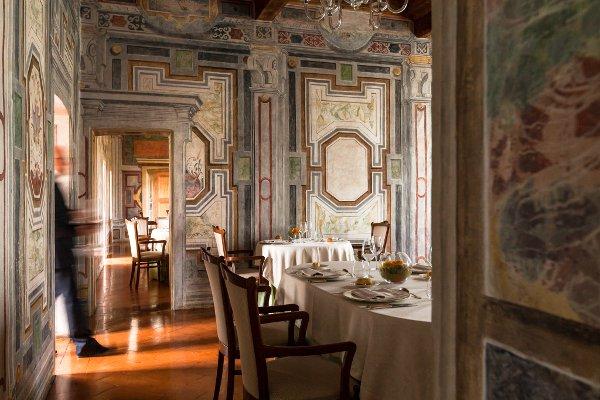 """code 7503, Grand Hotel Villa Torretta, restaurant """"Il Vico della Torretta"""""""