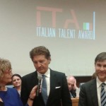 Italian Talent Award. Polegato sul podio
