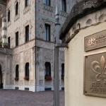 Villa Crespi Hotel. Moresca seduzione
