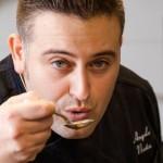Angelo Nasta, chef con la semplicità nel cuore