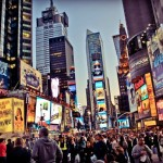 Capodanno scintillante a New York City. Spettacoli & more